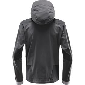Haglöfs Skarn Hybrid Jacket Herr true black